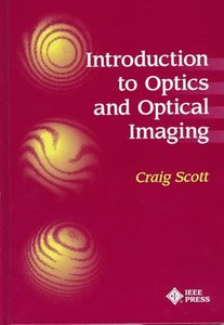 Introduction To Optics And Optical Imaging-cover