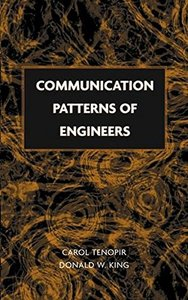 Communication Patterns Of Engineers-cover