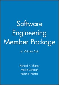 Software Engineering Member Package (4 Volume Set)-cover