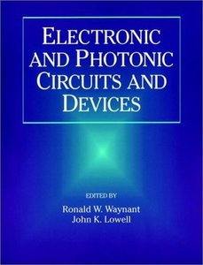 Electronic And Photonic Circuits And Devices  (a Selected Reprint Volume)-cover