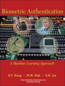 Biometric Authentication : A Machine Learning Approach (Hardcover)-cover