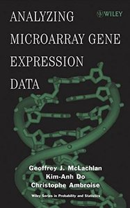 Analyzing Microarray Gene Expression Data-cover