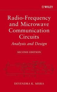 Radio-Frequency and Microwave Communication Circuits: Analysis and Design, 2/e (Hardcover)-cover