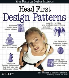 Head First Design Patterns (Paperback)-cover
