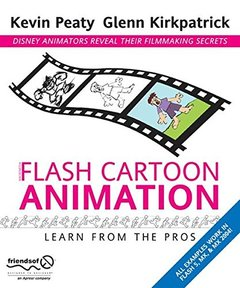 Flash Cartoon Animation: Learn from the Pros-cover