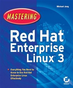 Mastering Red Hat Enterprise Linux 3-cover