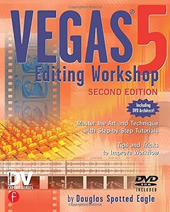 Vegas 5 Editing Workshop-cover