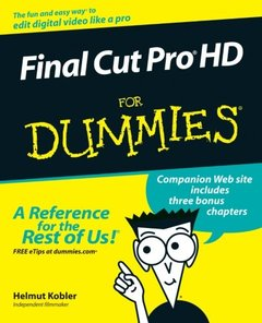 Final Cut Pro HD for Dummies-cover