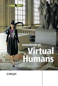 Handbook of Virtual Humans-cover