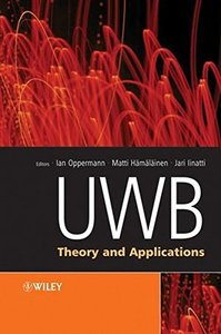 UWB: Theory and Applications-cover