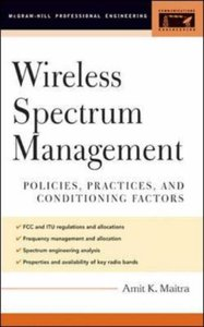Wireless Spectrum Management-cover