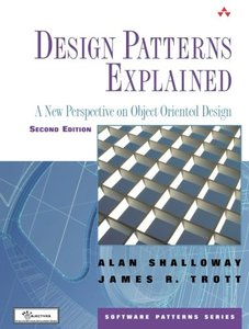 Design Patterns Explained: A New Perspective on Object-Oriented Design, 2/e (Paperback)-cover