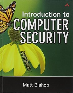 Introduction to Computer Security-cover