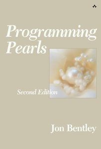 Programming Pearls, 2/e (Paperback)-cover