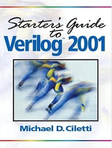 Starter's Guide to Verilog 2001-cover