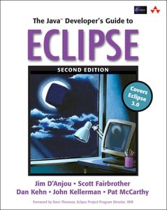 The Java Developer's Guide to Eclipse, 2/e-cover