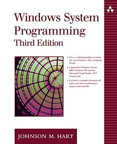 Windows System Programming, 3/e (Hardcover)-cover