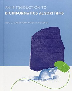 An Introduction to Bioinformatics Algorithms (Hardcover)-cover