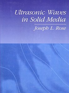 Ultrasonic Waves in Solid Media-cover