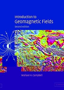 Introduction to Geomagnetic Fields, 2/e (Paperback)-cover