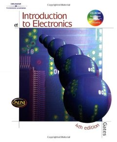 Introduction to Electronics, 4/e-cover