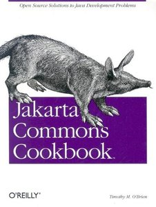 Jakarta Commons Cookbook-cover
