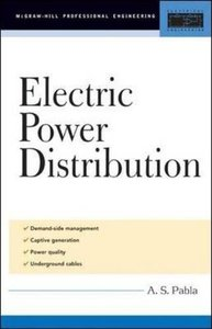 Electric Power Distribution-cover