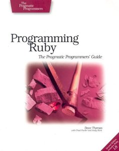 Programming Ruby: The Pragmatic Programmers' Guide, 2/e-cover