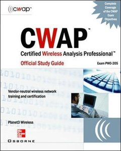 CWAP - Certified Wireless Analysis Professional Official Study Guide (Exam PW0-205)-cover