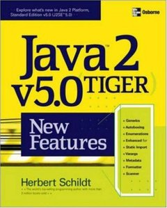 Java 2 v5.0 (Tiger) New Features (Paperback)-cover