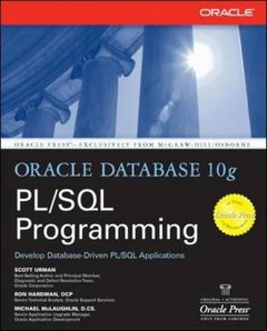Oracle Database 10g PL/SQL Programming (Paperback)-cover