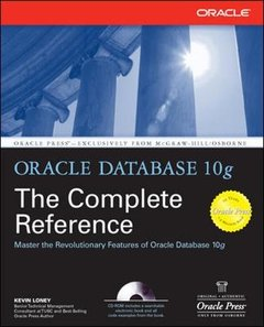 Oracle Database 10g: The Complete Reference (Paperback)-cover