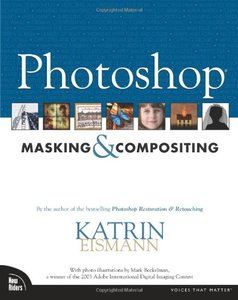 Photoshop Masking & Compositing-cover