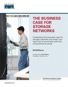 The Business Case for Storage Networks (Paperback)-cover