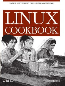Linux Cookbook (Paperback)-cover