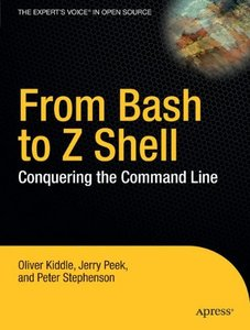From Bash to Z-Shell: Conquering the Command Line-cover