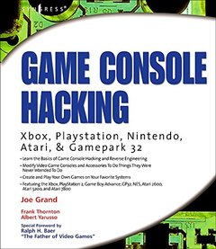 Game Console Hacking (Paperback)-cover
