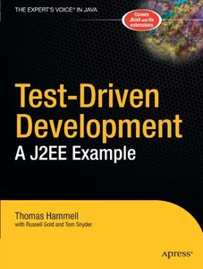 Test-Driven Development: A J2EE Example-cover