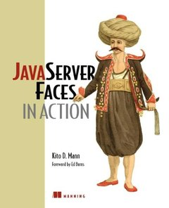 JavaServer Faces in Action-cover