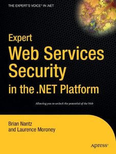 Expert Web Services Security in the .NET Platform-cover