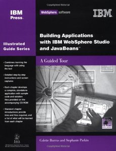 Building Applications with IBM WebSphere Studio and JavaBeans: A Guided Tour-cover