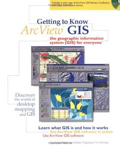 Getting to Know ArcView GIS-cover