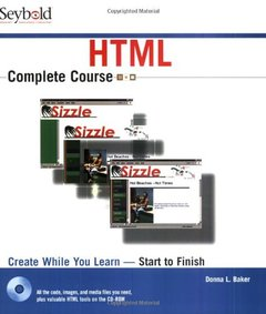 HTML Complete Course-cover