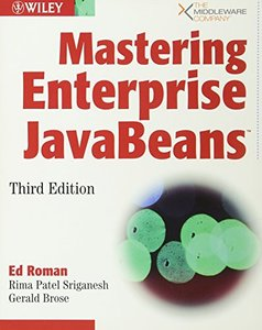 Mastering Enterprise JavaBeans, 3/e-cover
