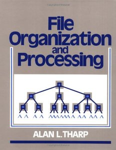 File Organization and Processing (Hardcover)-cover