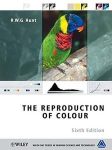 The Reproduction of Colour, 6/e-cover