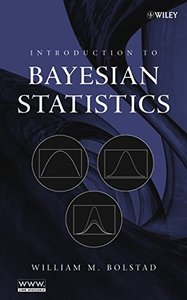 Introduction to Bayesian Statistics-cover