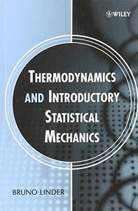 Thermodynamics and Introductory Statistical Mechanics-cover