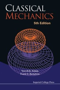 Classical Mechanics, 5/e-cover