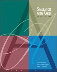 Simulation with Arena, 3/e-cover